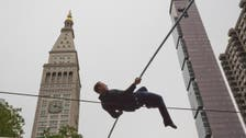 Nik Wallenda and sister plan highwire walk over Times Square
