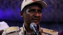 حميدتي: سنوقع اتفاق السلام مع الحركات المسلحة السودانية 20 يونيو