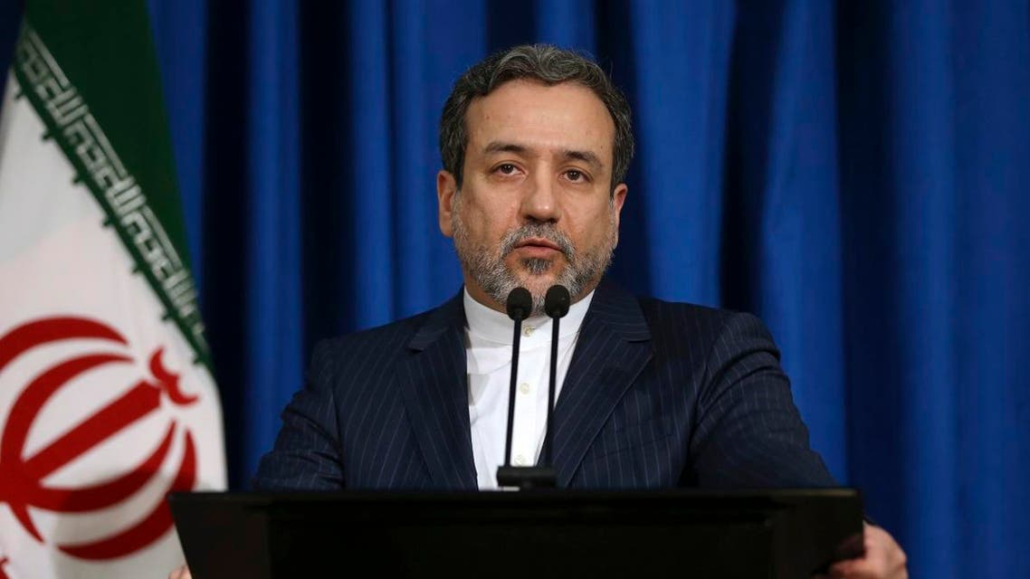 Iran's Deputy Foreign Minister Abbas Araghchi, who is also a senior nuclear negotiator. (File photo: AP)