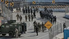US military to set up tents for migrants on border with Mexico