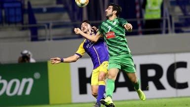 تفوق كاسح للأندية الإيرانية في مباريات النصر