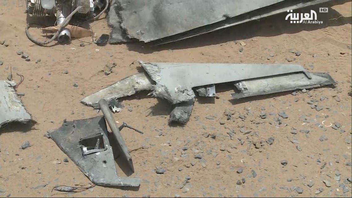 الدفاع الجوي يدمر طائرة مسيّرة مفخخة أطلقها الحوثيون نحو مطار نجران