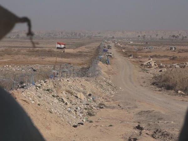 من الحدود السورية العراقية (أرشيفية)