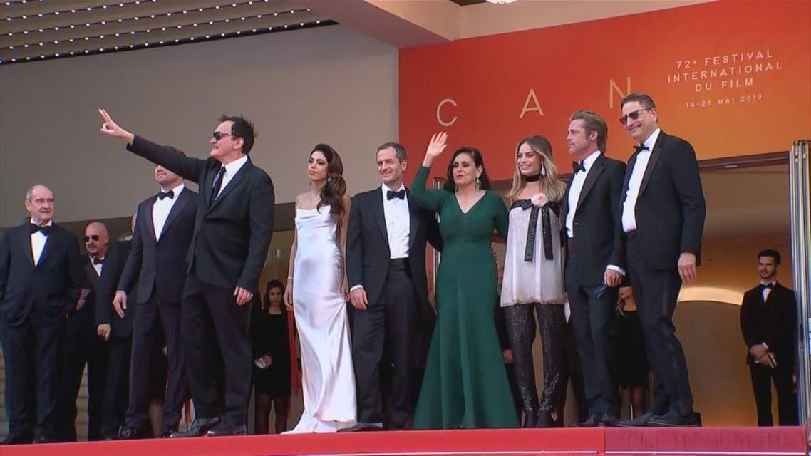 ختام عروض مهرجان كان السينمائي وتنافس على نيل السعفة الذهبية