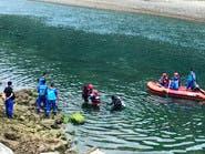 10 قتلى و8 مفقودين جراء انقلاب قارب في الصين