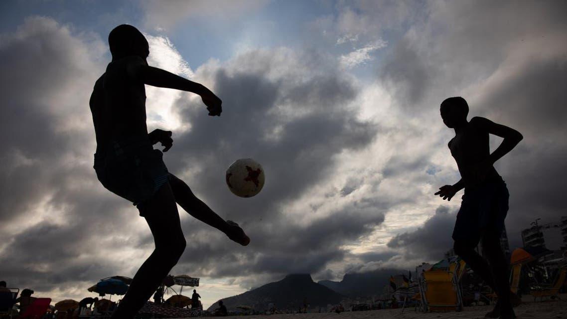 Brazil children. (File photo: AFP)