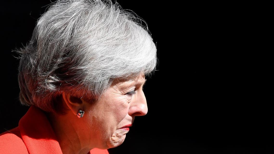 Prime Minister Theresa May. (Reuters)