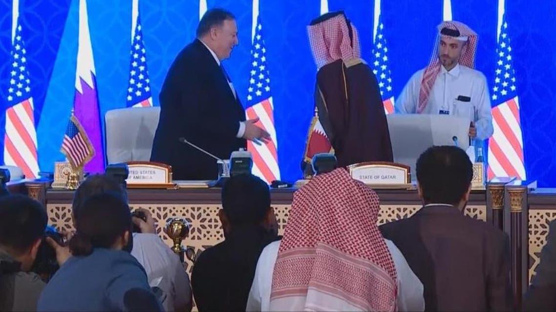 USA and Qatar