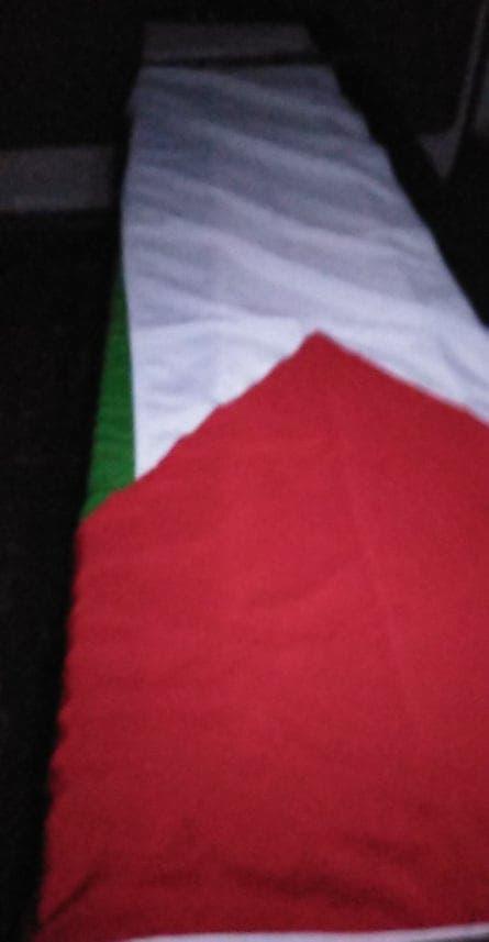 نعش القتيل زكي مبارك