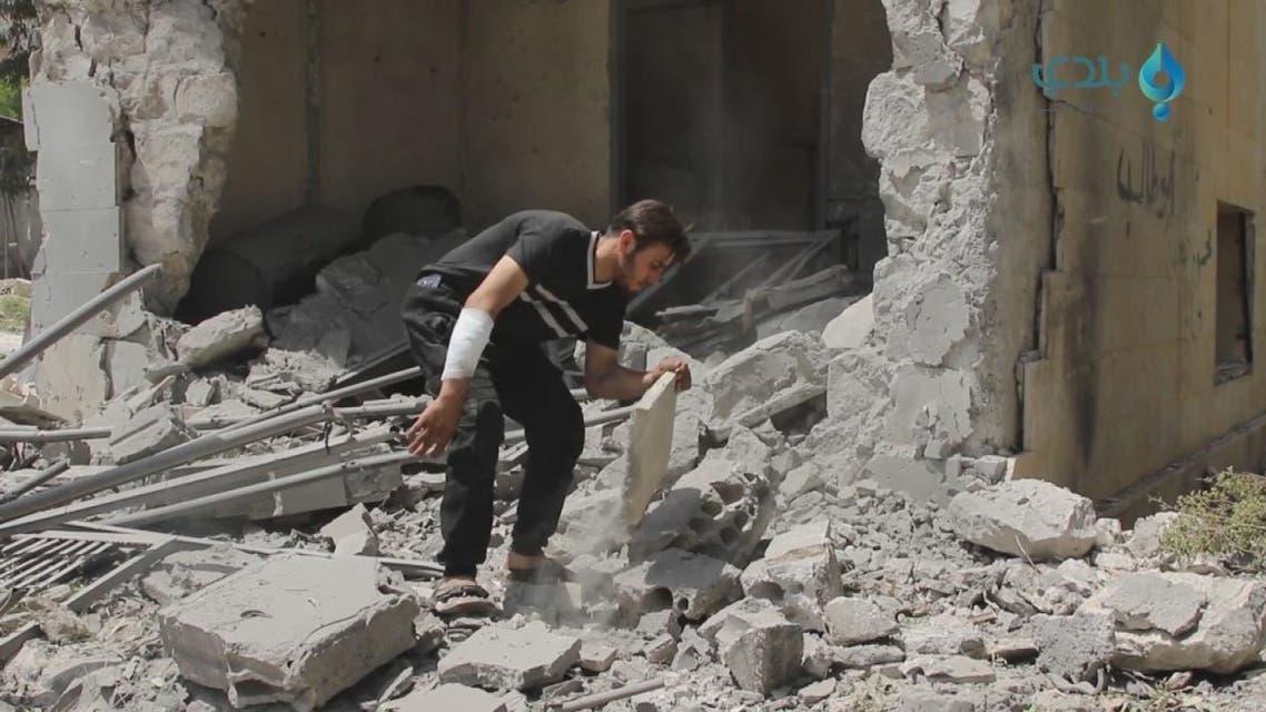 المظلة التركية الروسية.. مثقوبة فوق إدلب