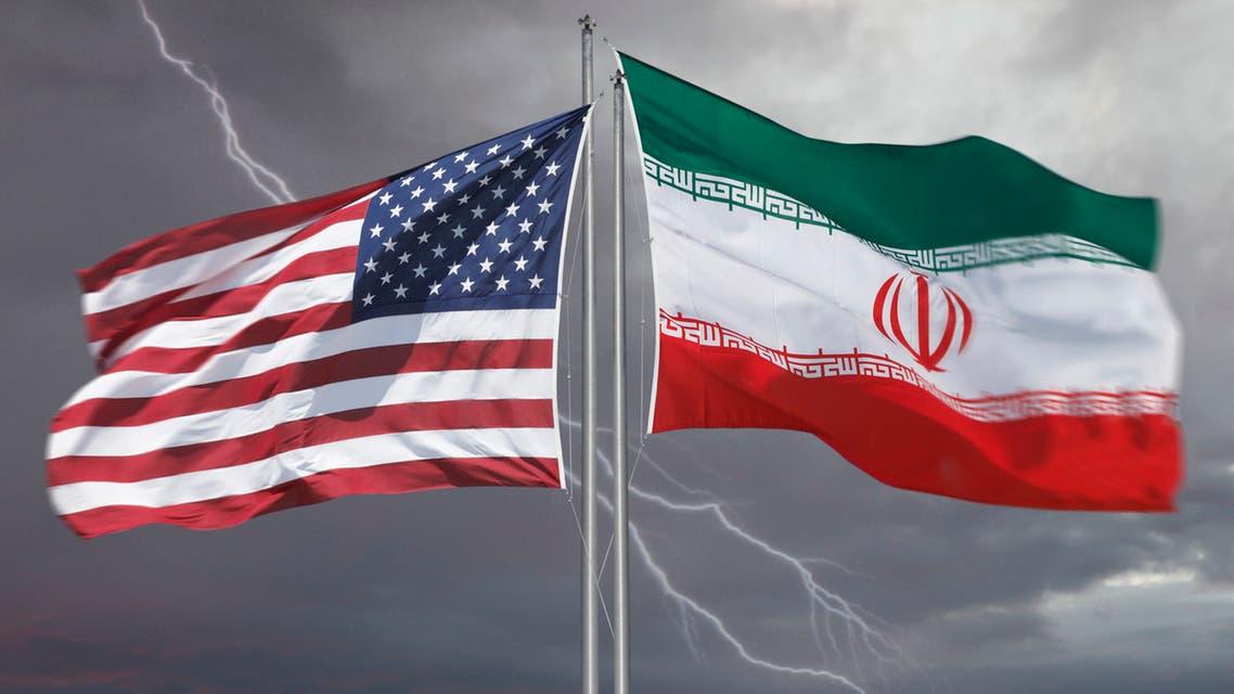إيران - أميركا