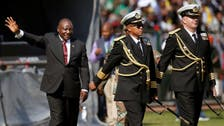 Promising jobs and justice, Ramaphosa sworn in as South Africa's president