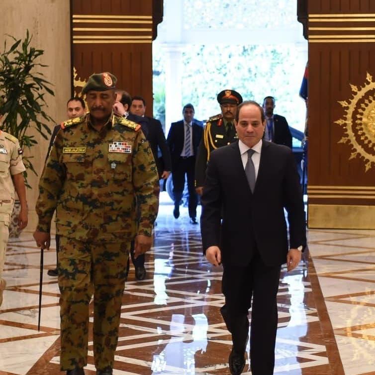 السيسي: اتفاق السودان يمهد الطريق لمسار جديد