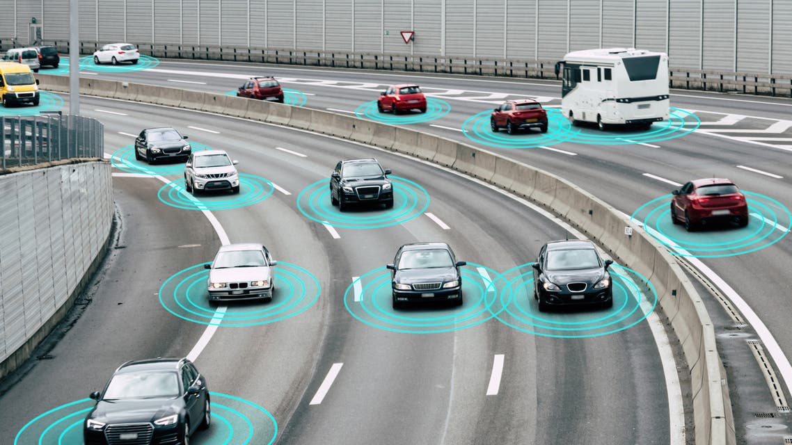 Autonomous Cars سارات ذاتية القيادة