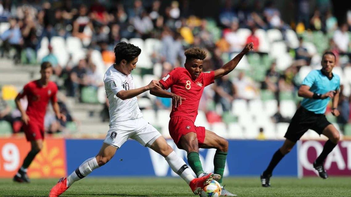 البرتغال كوريا الجنوبية