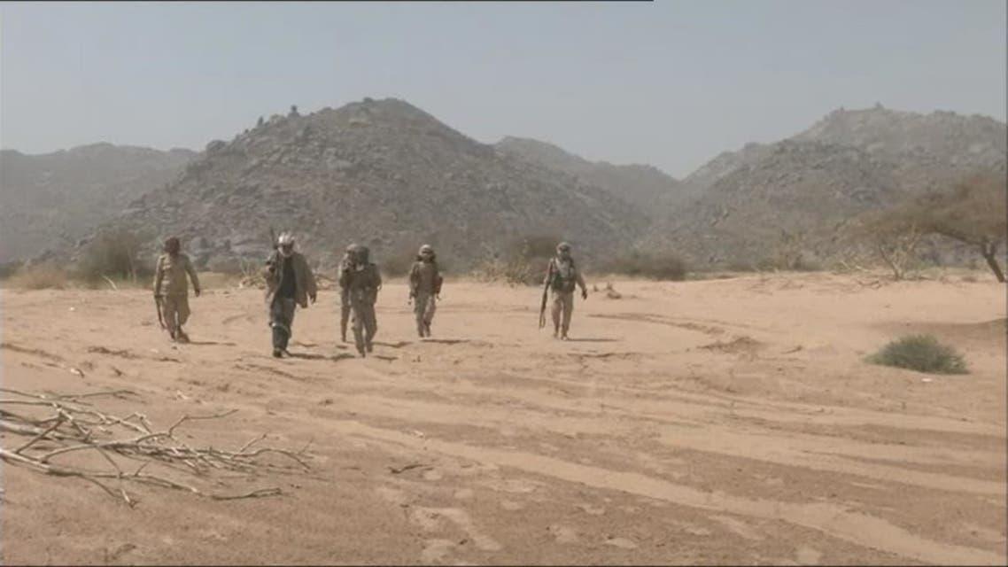 ادامه نبرد ارتش ملی یمن از 8 محور عملیاتی در استان صعده