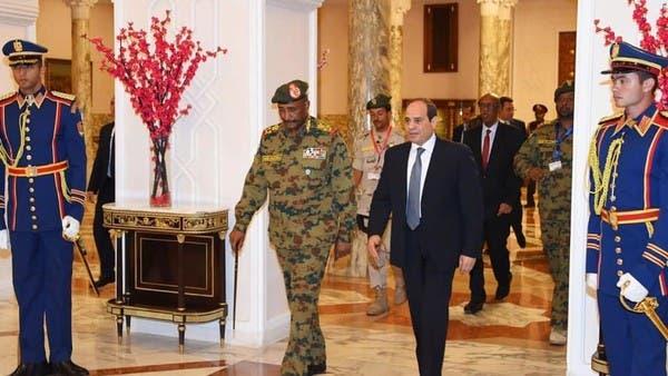 البرهان لمصر والخليج: أعداؤكم أعداؤنا
