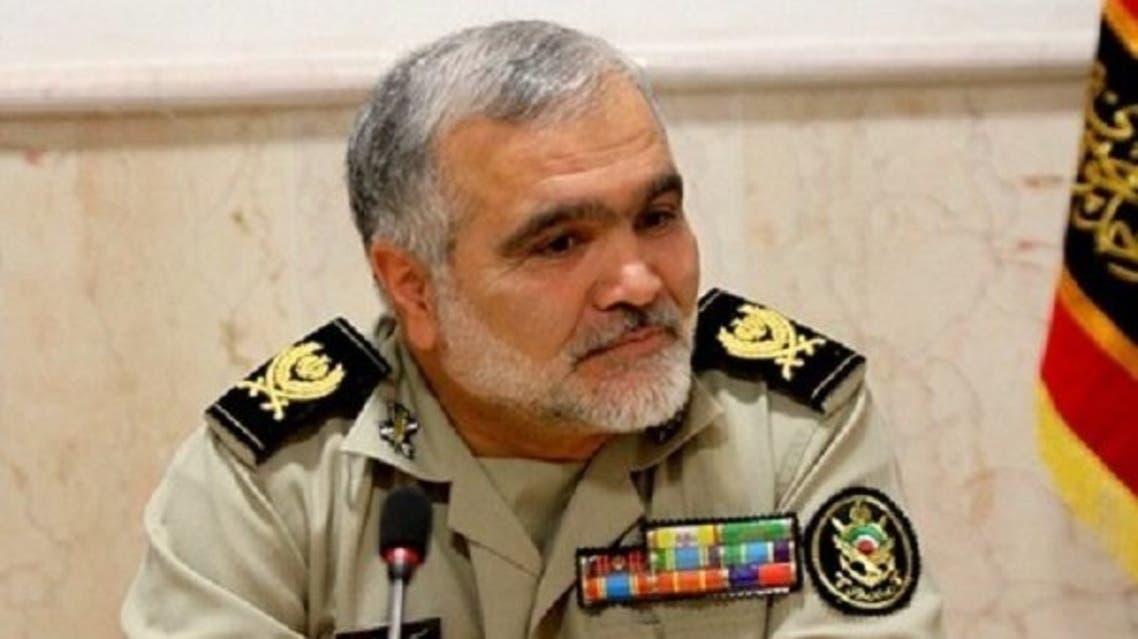 مساعد قائد الجيش الإيراني، حسن سيفي