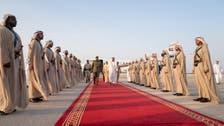 Sudan military council chief visits UAE