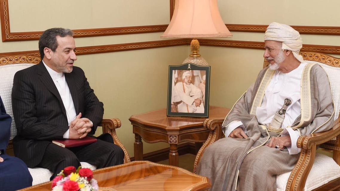 Yousef bin Alawi bin Abdullah, Minister  Responsible for Foreign Affairs received in the general diwan of the  ministry today Dr. Abbas Araghchi, Deputy Foreign Minister of the  Islamic Republic of Iran Oman News Agency