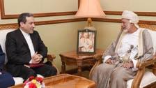 Iran Deputy FM discusses 'regional development' in Oman