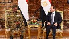 خلیج اور مصر کے دشمنوں کو اپنا دشمن سمجھتے ہیں: سربراہ عبوری کونسل سوڈان