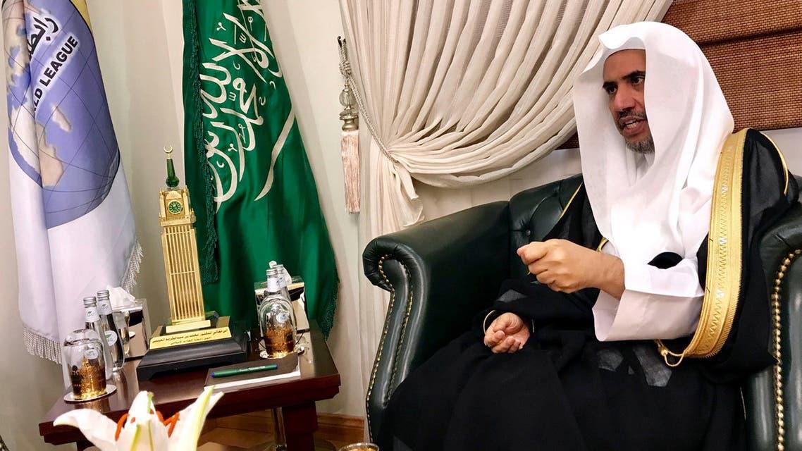 الأمين العام لرابطة العالم الإسلامي الشيخ الدكتور محمد العيسى