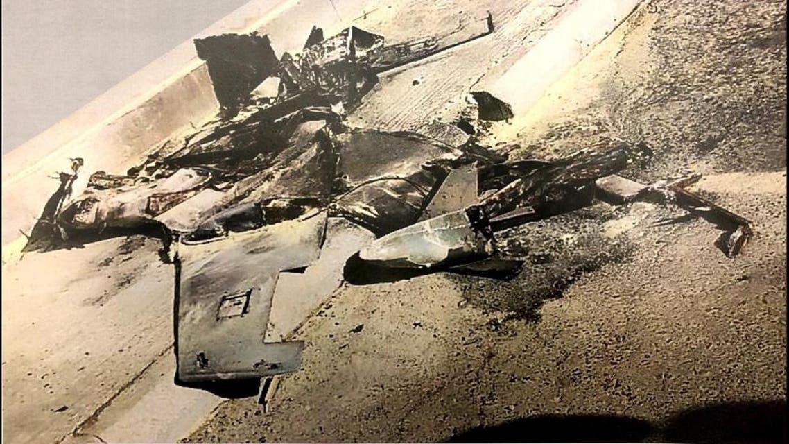 Saudi Air Defense destroys Houthi drone targeting Jazan airport 1