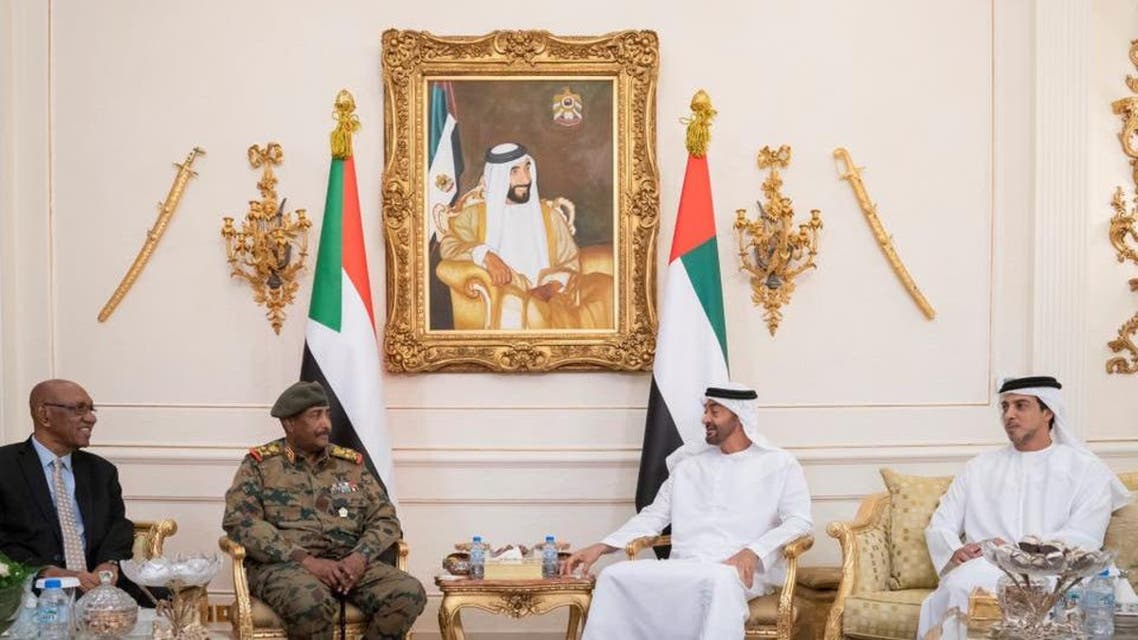 Sudan and Abu Dhabi