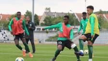 الأخضر الشاب يبدأ الاستعداد لمواجهة مالي