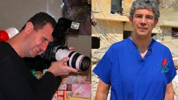 جراح بريطاني توسّل للأسد ليوقف قصفه على 40 يتيما سوريا