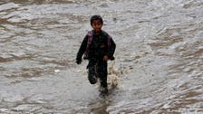 الأمطار بمخيمات حجة.. غرق بالوحل وأمراض خطيرة