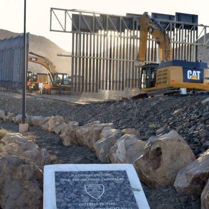 """المحكمة الأميركية تسمح لترمب باستخدام أموال الجيش لبناء """"الجدار"""""""