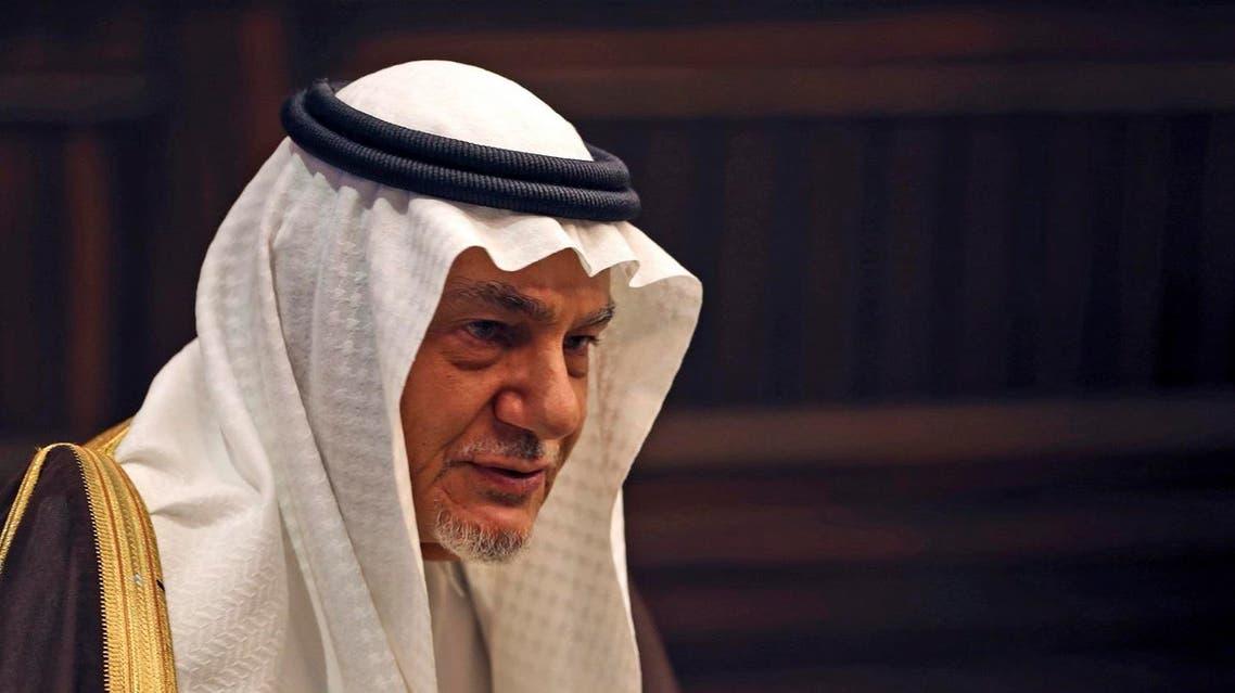 Prince Turki Al-Faisal (AP)