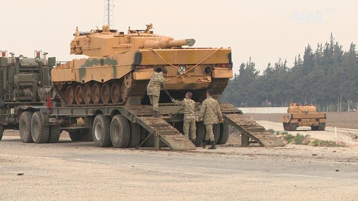 THUMBNAIL_ الجيش التركي يبدأ عملية تستهدف الأكراد في شمال العراق
