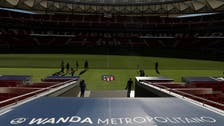 Record security in Madrid for Champions League final