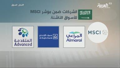 تعرف على أبرز 30 شركة سعودية تنضم لمؤشر MSCI