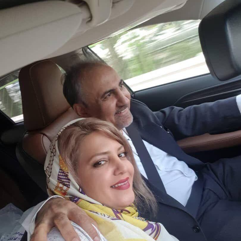 بعد ضجة ارتباطهما.. عمدة طهران السابق يقتل زوجته