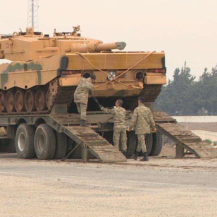 العراق يقيم نقاطاً حدودية لمنع توغل الأتراك