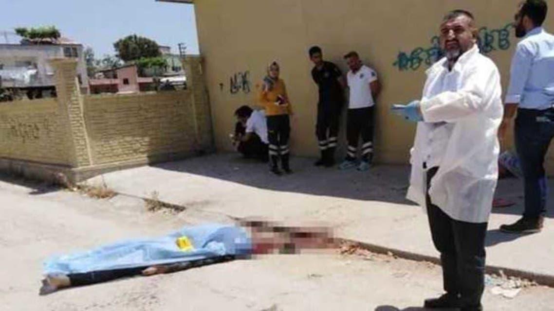 ترکی میں فلسطینی شہری کا قتل