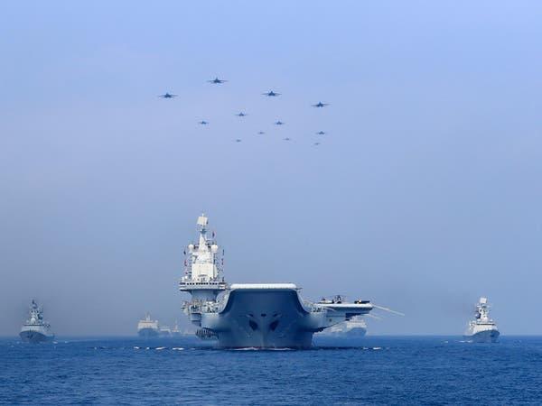 إصابة طيارين أستراليين بأشعة ليزر فوق بحر الصين الجنوبي
