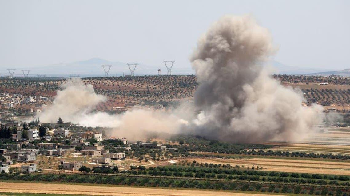 syria: Idlib