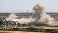 ادلب میں بشار کی فوج کی برستی آگ ، مزید 10 شہریوں کی جانیں گئیں