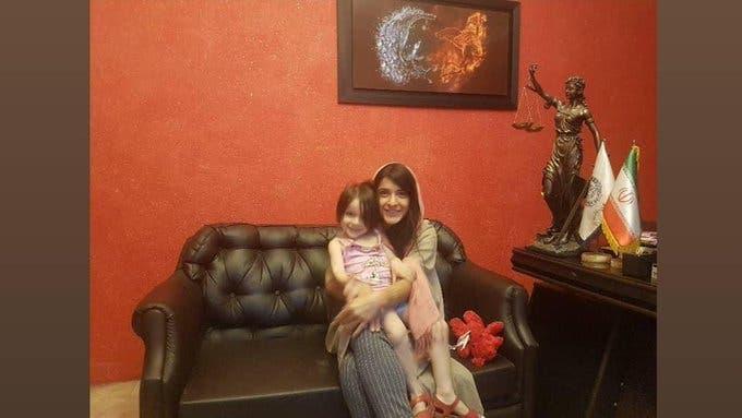فيدا موحد وابنتها