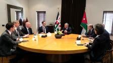 اردن بدستور اسرائیل ، فلسطین تنازع کے دوریاستی حل کا حامی