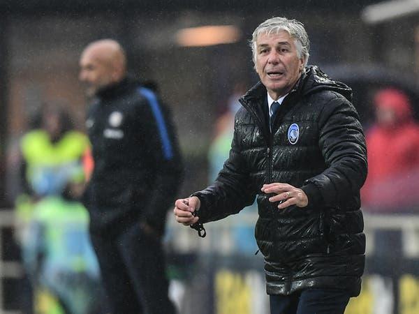 غاسبيريني يرفض عرض روما.. ويقود أتالانتا في دوري الأبطال