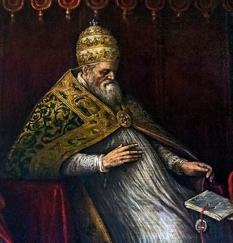 البابا هونوريوس الثالث