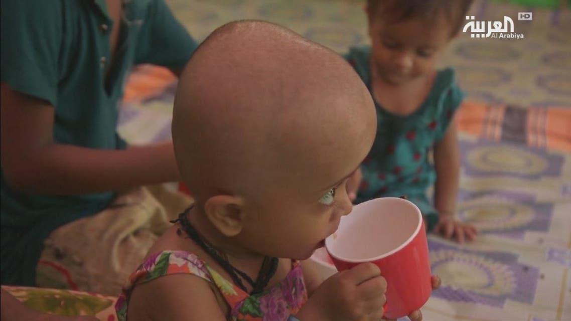 الحرب والفقر والجوع.. يقف النازحون اليمنيون أمام أكبر المآسي الإنسانية في التاريخ.. في أفقر دول العالم..