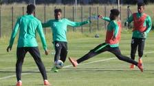 الأخضر الشاب يعاود تدريباته استعداداً لمواجهة بنما