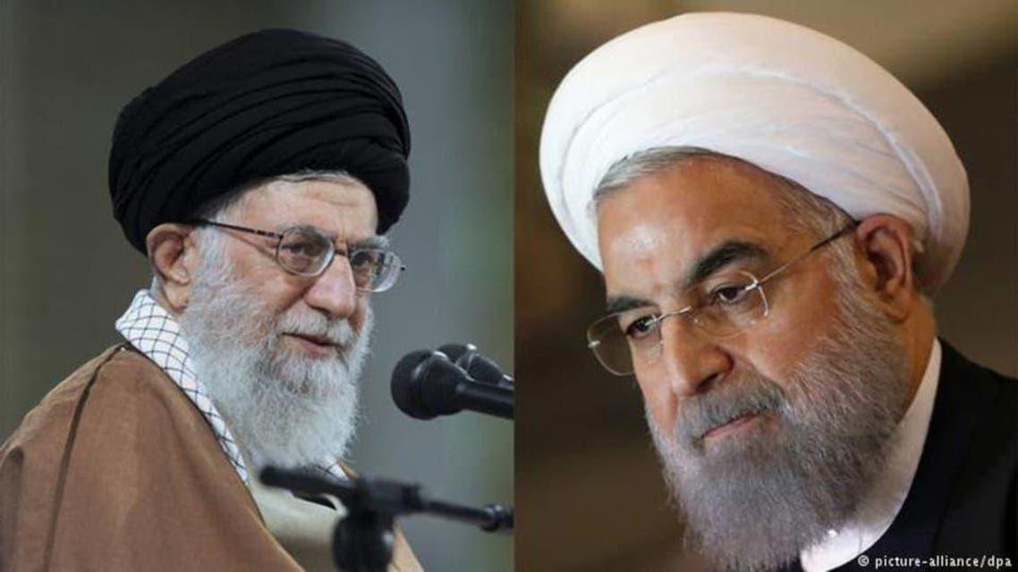 supreme leader and rohani